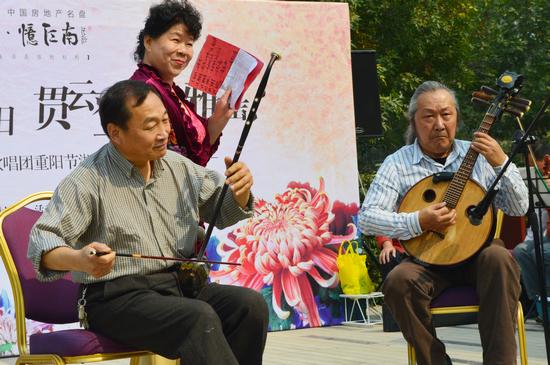 恢弘大气的《我爱你中国》,唱出了每个中华儿女对祖国的内心情愫