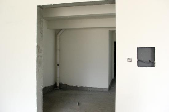 506#楼地下室内部-郑州清华园—铸造精品 奉献社会图片
